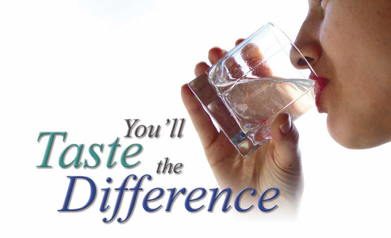 You will taste the difference with WNy Environmental Water