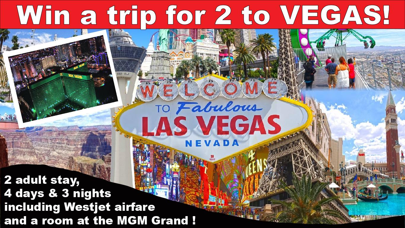 Las Vegas Draw - win tickets