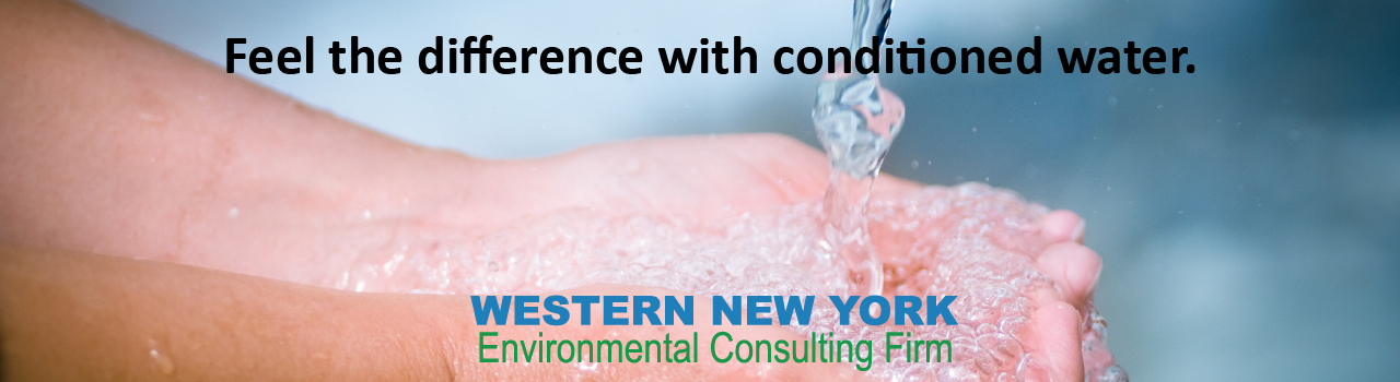 Western New York Environmental Consulting the difference with conditioned water